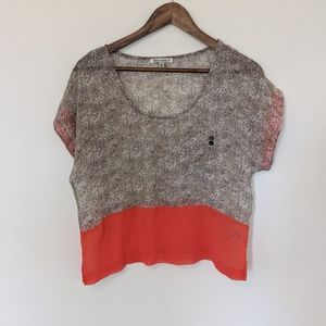 Lucca Couture by Urban Outfitters Chiffon Top